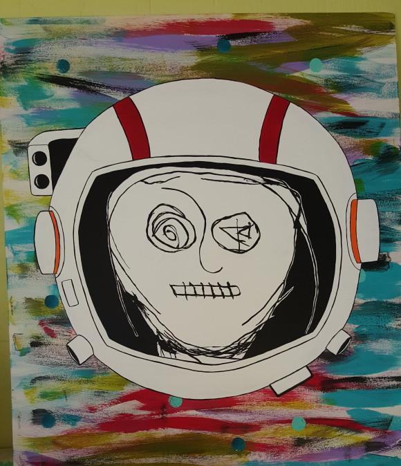 Angry Astronaut